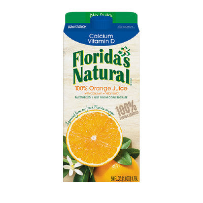 Florida's Natural Orange Juice or Juice Blends Image