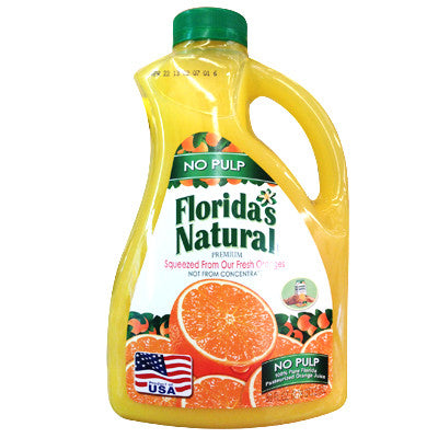 Florida's Natural Orange Juice Image