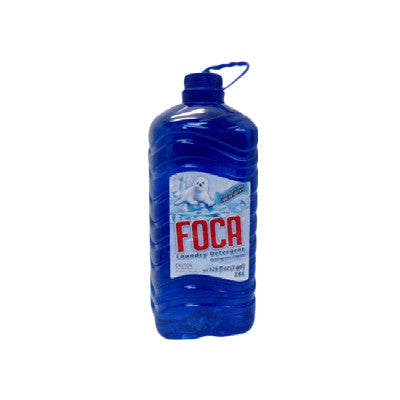 Foca Liquid Laundry Detergent 1 Gallon Image