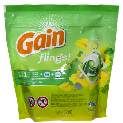 Gain Flings! Image