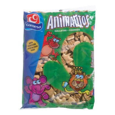 Gamesa Animalito Cookies Image
