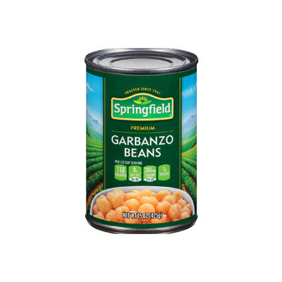 Springfield Garbanzo Beans Image