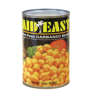 Mid East Garbanzo Beans Image