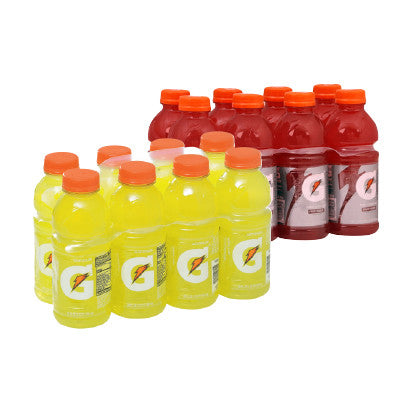 Gatorade Sports Drinks 8 Pk. Must Buy 3 Image
