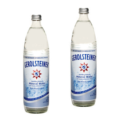 Gerolsteiner Mineral Water, Limit 15 Image