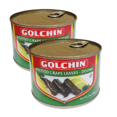 Golchin Stuffed Grape Leaves Image