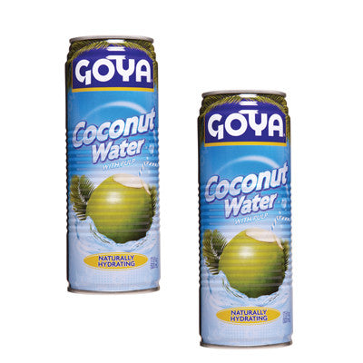 Goya Coconut Water, Limit 12 Image
