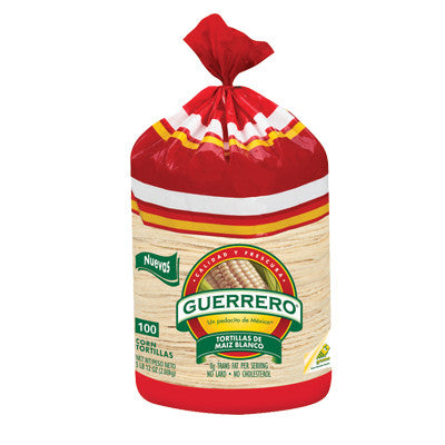 Guerrero Corn Tortillas 100 ct. Image