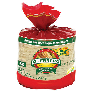 Guerrero Corn Tortillas, 60 ct. Image