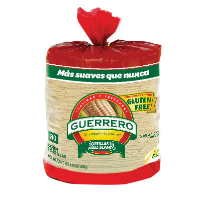 Guerrero Corn Tortillas 80 ct. Image