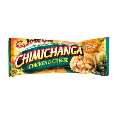 Jose Ole Chimichangas Image