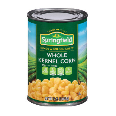 Springfield Whole Kernel Corn Image