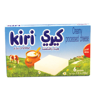 Kiri Cheese Wedges Image