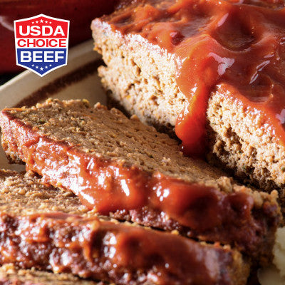 Fresh Ground Beef 73% Lean U.S.D.A CHOICE Image