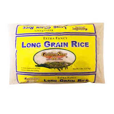 Golden Star Long Grain Rice Image