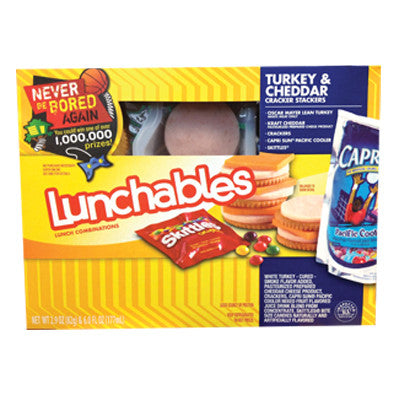 Oscar Mayer Fun Pack Lunchables, Buy 4 Save $2 Image