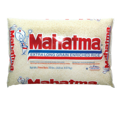 Mahatma Long Grain Rice, Limit 2 Image