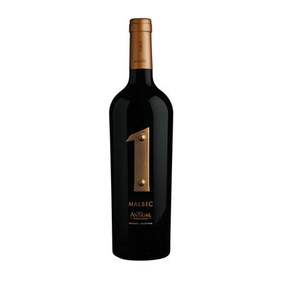 Antigal Uno Malbec 750 ml. Image