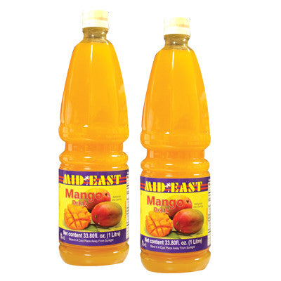 Mid East Mango Drink, 1 Ltr.