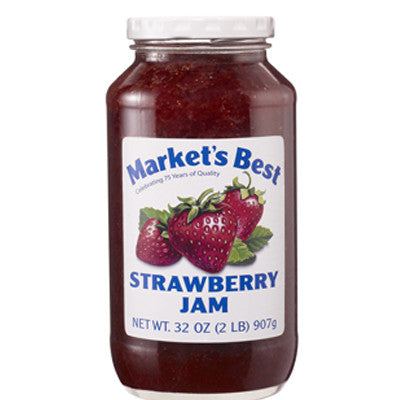 Market's Best Strawberry Jam Image