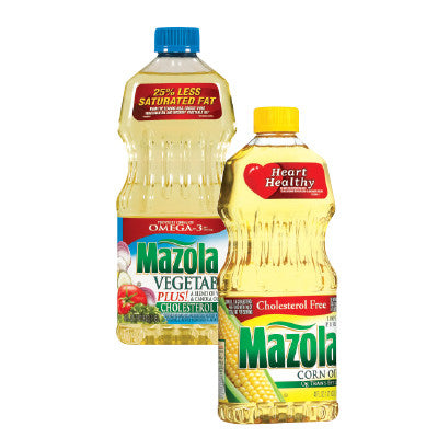 Mazola Oil Corn, Canola, Vegetable or Corn Plus, Must Buy 2 Image