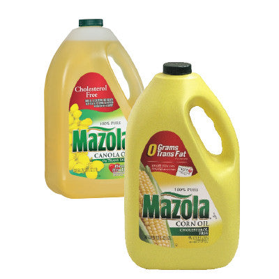 Mazola Cooking Oil Corn, Canola or Vegetable, Limit 2 Image