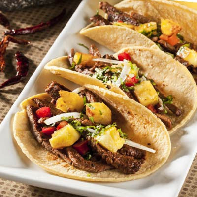Fresh Beef Stir Fry  (Taco Meat) Image