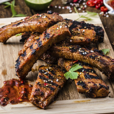 Fresh Pork Country Style Ribs Image