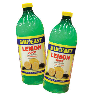 Mid East Lemon Juice Image