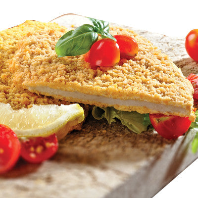 Fresh Chicken Breast Milanesa Image