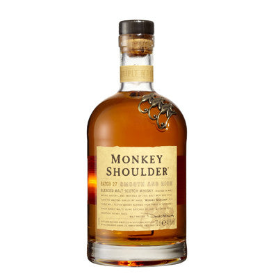 Monkey Shoulder Scotch Whiskey 750 ml. Image