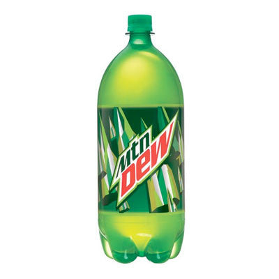 Mountain Dew 2 Ltr. Image