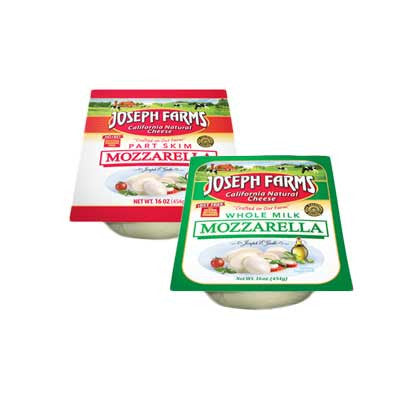 Joseph Farms Mozzarella Ball Image