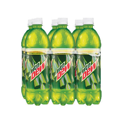 Mountain Dew 6 Pk. Image