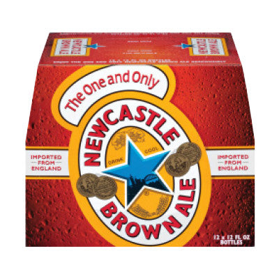 Newcastle Brown Ale 12 Pk. Must Buy 2 Image