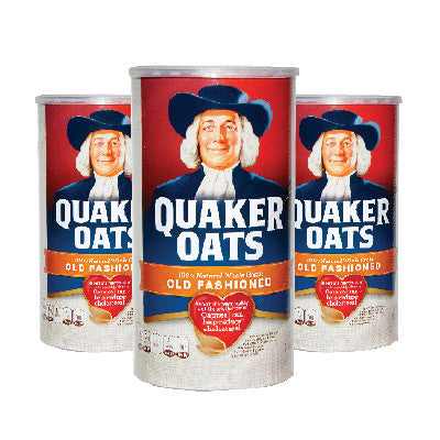Quaker Oatmeal, Buy 2 Save $1 Off Fruit! Image