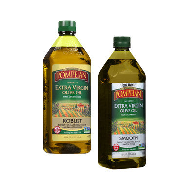 Pompeian Olive Oil Smooth, Robust, or Organic Image