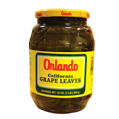 Orlando Grape Leaves Image