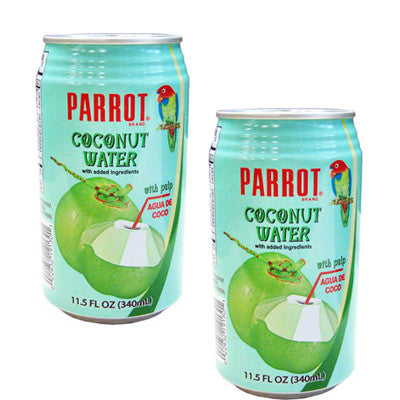 Parrot Coconut Water, Limit 24 Image