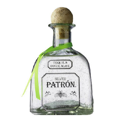 Patron Silver Tequila 375 ml. Limit 6 Image