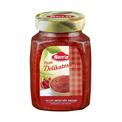 Sera Pepper Paste Hot or Mild Image