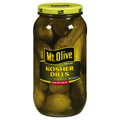 Mt. Olive Pickles Image