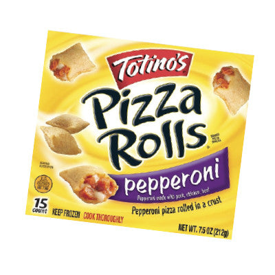 Totinos Pizza Rolls 15 ct. Image