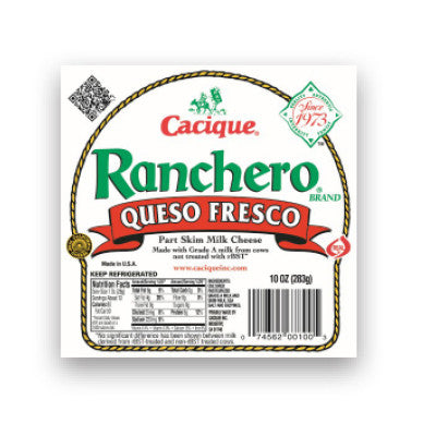 Cacique Ranchero Queso Fresco Image