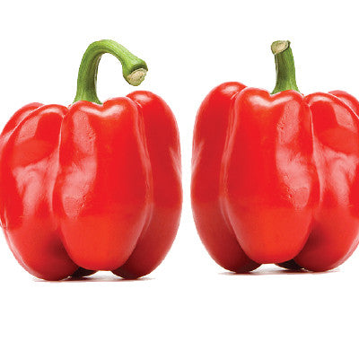 Red Bell Peppers Image
