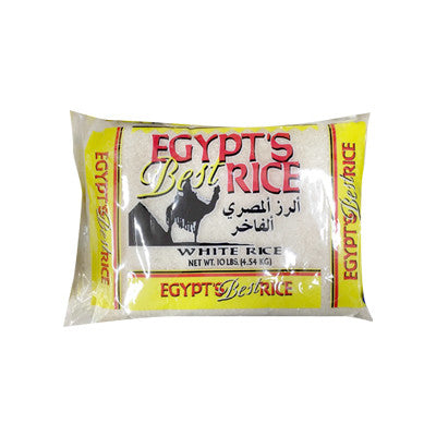 Egypt's Best White Rice Image