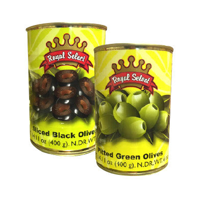 Royal Select Olives Image