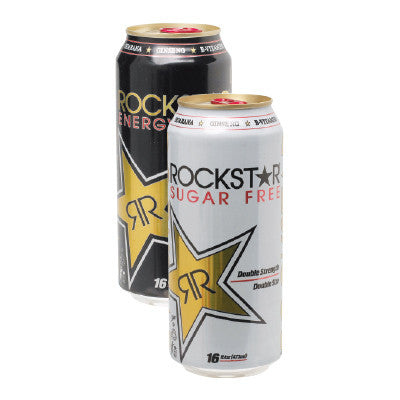 Rockstar Energy Drinks, Limit 12 Image