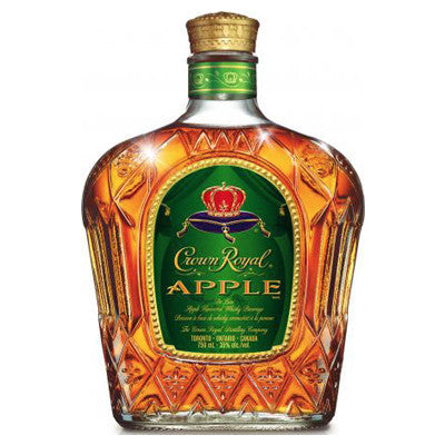 Crown Royal Apple or Vanilla Whisky 750 ml. Image