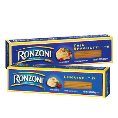 Ronzoni Pasta Regular or Healthy Harvest Image